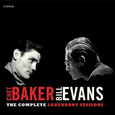 Chet Baker & Bill Evans - Complete Legendary Sessions (Remastered)(Bonus Track)(Digipack)