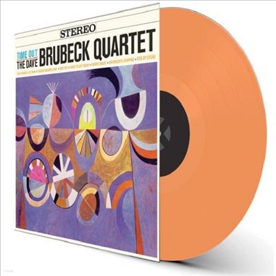 Dave Brubeck Quartet - Time Out (Ltd. Ed)(Remastered)(180G)(Orange Vinyl)(LP)