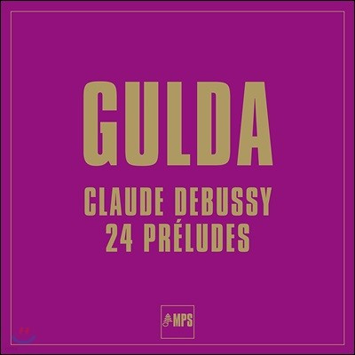 Friedrich Gulda 드뷔시: 24개의 전주곡 (Debussy: 24 Preludes)