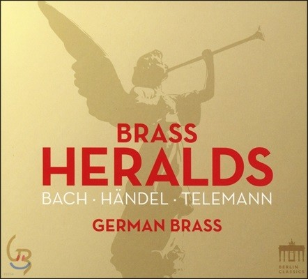 German Brass 관현악으로 듣는 바로크 음악 - 바흐 / 헨델 / 텔레만 (Brass Heralds)