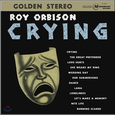 Roy Orbison (로이 오비슨) - Crying [LP]