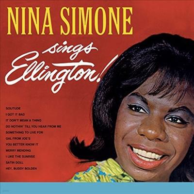 Nina Simone - Nina Simone Sings Ellington/At Newport (Remastered)(2 On 1CD)(CD)