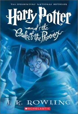 Harry Potter and the Order of the Phoenix : Book 5