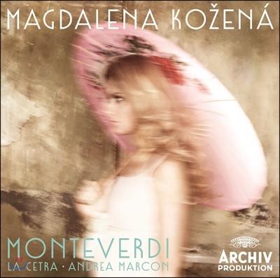 Magdalena Kozena 막달레나 코제나가 부르는 몬테베르디 (Monteverdi)