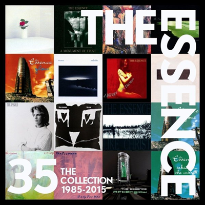 Essence - 35: The Collection 1985-2015 (Remastered)(5CD)