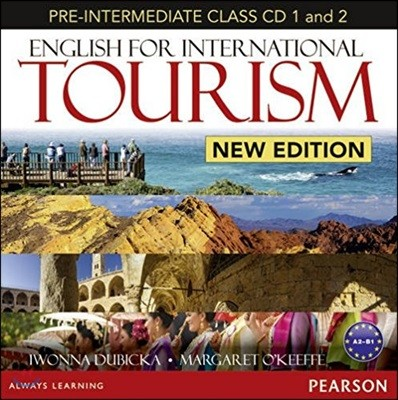 English for International Tourism Pre-Intermediate Class CD (2)