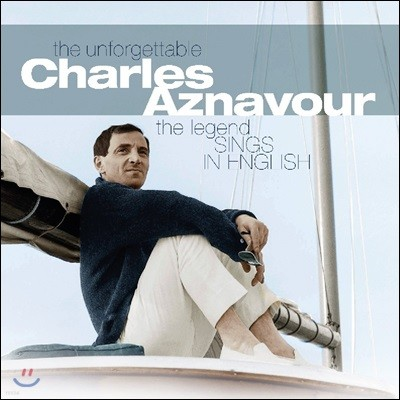 Charles Aznavour (샤를 아즈나부르) - Unforgettable [LP]