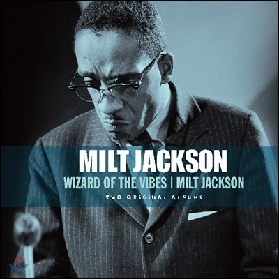Milt Jackson (밀트 잭슨) - Wizard of the Vibes / Milt Jackson [LP]