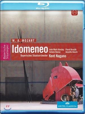 John Mark Ainsley / Kent Nagano 모차르트: 오페라 '이도메네오' (Mozart: Idomeneo)