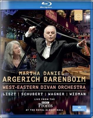 Martha Argerich / Daniel Barenboim 2016 BBC프롬스 - 아르헤리치와 바렌보임 (BBC Proms 2016)