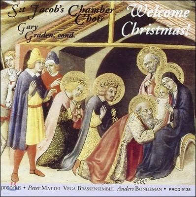 S:t Jacobs Chamber Choir  웰컴 크리스마스! (Welcome Christmas!)