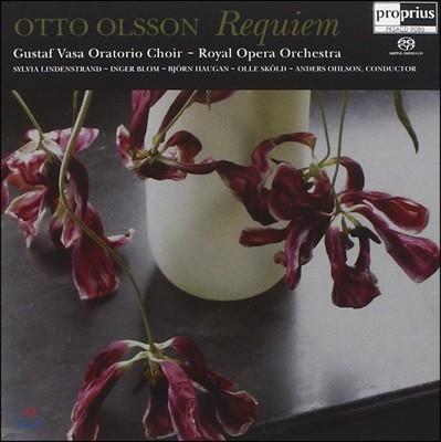 Gustaf Vasa Oratorio Choir 오토 올슨: 레퀴엠 (Otto Olsson: Requiem)