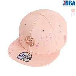 [NBA]WAS WIZARDS CHERRY BLOSSOM HYFLAT CAP(N185AP619P)