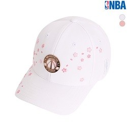 [NBA]WAS WIZARDS CHERRY BLOSSOM HARD CURVED CAP(N185AP438P)