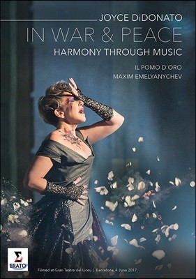 Joyce DiDonato 조이스 디도나토 - 전쟁과 평화: 헨델 / 퍼셀 (In War & Peace - Harmony Through Music)