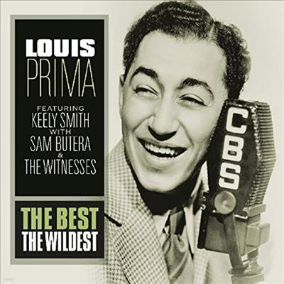 Louis Prima - Best: The Wildest (CD)