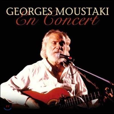 Georges Moustaki (조르주 모스타키) - En Concert [LP]