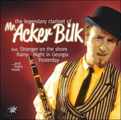 Acker Bilk - The Legendary Clarinet Of 애커 빌크 - 클라리넷으로 연주하는 팝 음악 [LP]