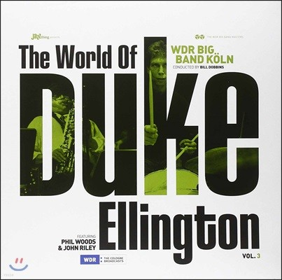 WDR Big Band (WDR 빅밴드) - The World Of Duke Ellington Vol.3 [LP]