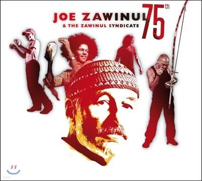 Joe Zawinul & The Zawinul Syndicate (조 자비눌) - 75th [2 LP]