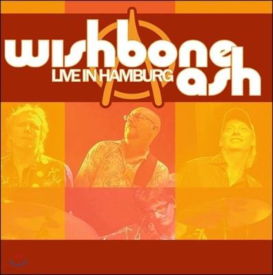 Wishbone Ash (위시본 애쉬) - Live In Hamburg [LP]