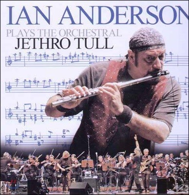Ian Anderson (이안 앤더슨) - Plays The Orchestral Jethro Tull [LP]
