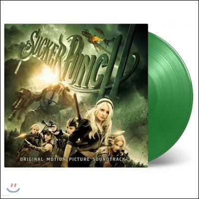 써커 펀치 영화음악 (Sucker Punch OST) [투명 그린 컬러 LP]