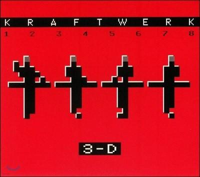 Kraftwerk (크라프트베르크) - 12345678 3-D