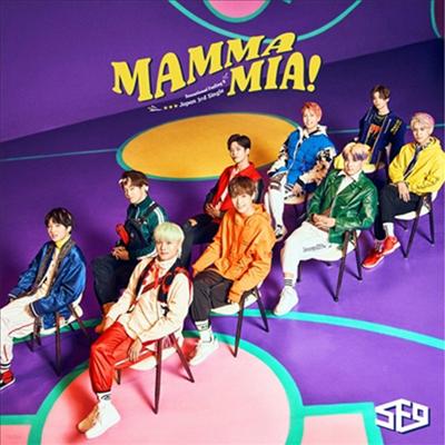 에스에프나인 (SF9) - マンマミ-ア! (초회한정반 A)(CD)