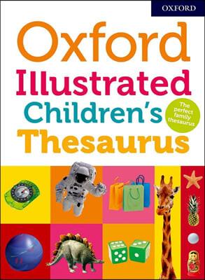 Oxford Illustrated Children's Thesaurus