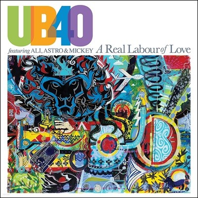 UB40 (유비포티) - A Real Labour Of Love