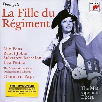 도니제티 : 연대의딸 (메트로폴리탄 오페라) - 릴리 폰즈