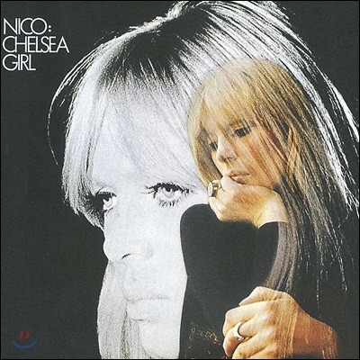 Nico - Chelsea Girl 니코 솔로 데뷔 앨범 [LP]