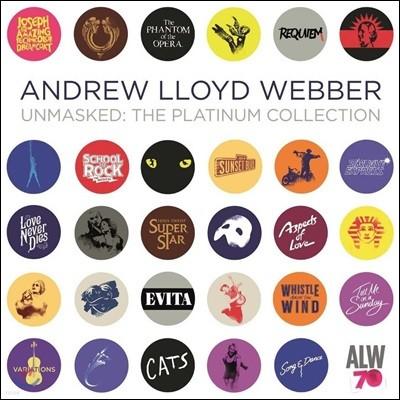 앤드류 로이드 웨버 뮤지컬 음악 모음집 (Andrew Lloyd Webber - Unmasked: The Platinum Collection)