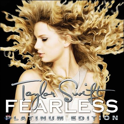 Taylor Swift - Fearless 테일러 스위프트 2집 [Platinum Edition 2 LP]