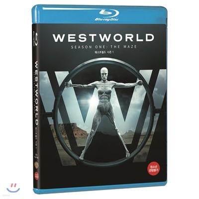 웨스트월드 시즌1 (3Disc) : 블루레이
