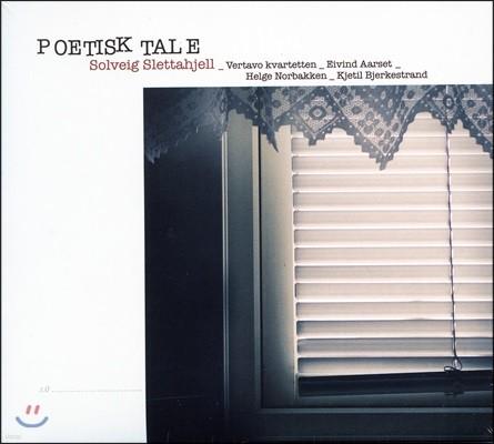 Solveig Slettahjell (솔베이 슬레타옐) - Poetisk Tale