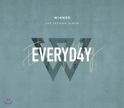 위너 (Winner) 2집 - EVERYD4Y [Day ver.]