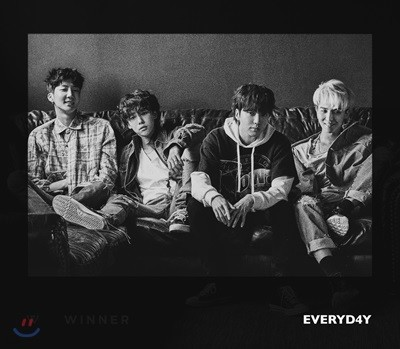 위너 (Winner) 2집 - EVERYD4Y [Night ver.]