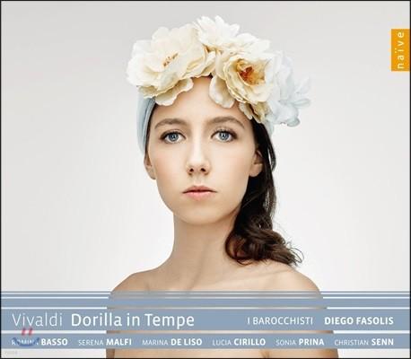 Diego Fasolis / Romina Basso 비발디: 오페라 '템페의 도릴라' 전곡 (Vivaldi: Dorilla in Tempe RV.709)