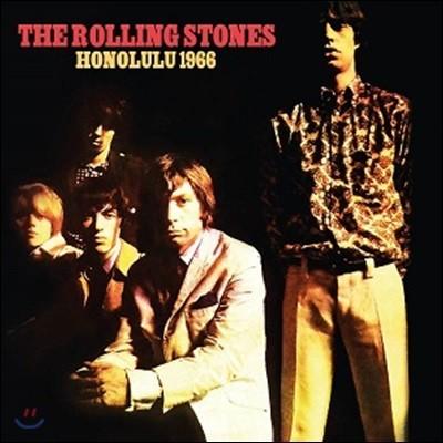 Rolling Stones (롤링 스톤스) - Honolulu 1966