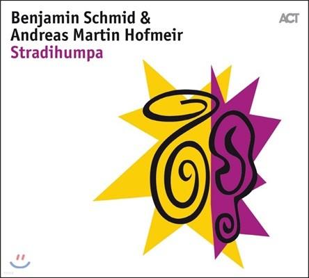 Benjamin Schmid / Andreas Martin Hofmeir 스트라디훔파 - 바이올린과 튜바 듀오 작품집 (Stradihumpa)
