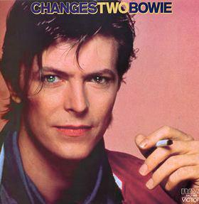 [중고 LP] David Bowie - ChangesTwoBowie (Japan 수입반)