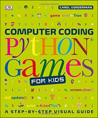 The Computer Coding Python Games for Kids