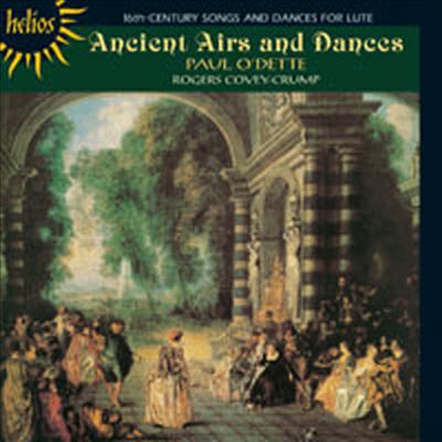 고대 멜로디와 춤 - 16세기 노래와 춤을 위한 류트 음악 (Ancient Airs and Dances) - Nigel North