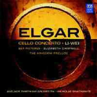 엘가 : 첼로 협주곡 (Elgar : Cello Concerto & Sea Pictur) - Li-Wei