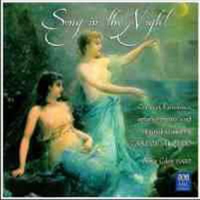 Song in the Night ? A collection of works by the master of the harp (all arranged by Carlos Salzedo) - Alice Giles