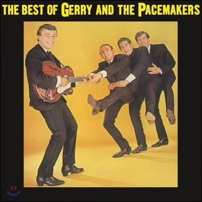 Gerry & The Pacemakers (게리 앤 더 페이스메이커즈) - Best Of [LP]