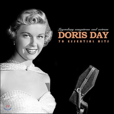 Doris Day (도리스 데이) - 70 Essential Hits: Legendary Songstress and Actress