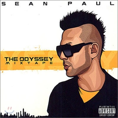 Sean Paul - Mixtape: The Odyssey
